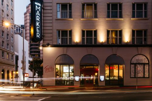 The Marker San Francisco, a Joie de Vivre Hotel impression
