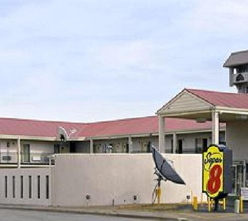 Super 8 Motel - Lubbock/Civic Ctr/North - Lubbock, TX 79401