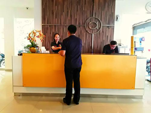 Amaris Hotel Nagoya Hill - Batam photo 5