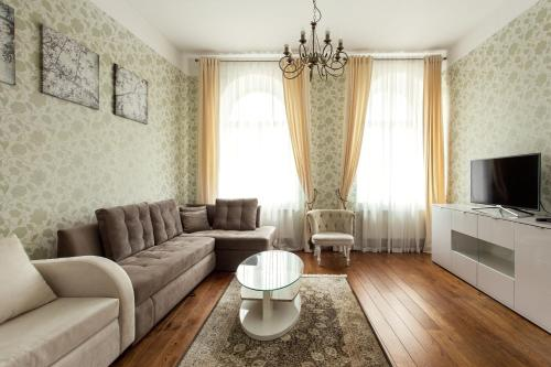 Hotel Apartment Friendship in Old Town Vilnius