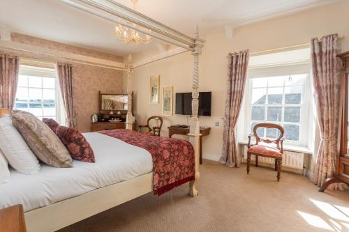 The Portaferry Hotel, 10 The Strand, Portaferry, Newtownards, BT22 1PE, Northern Ireland.