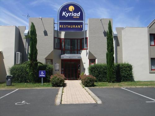 Hotel Kyriad Brive La Gaillarde Centre Brive la Gaillarde