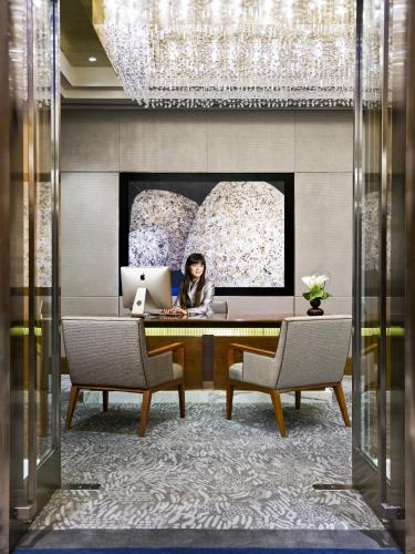 Kerry Hotel, Beijing, China, picture 15