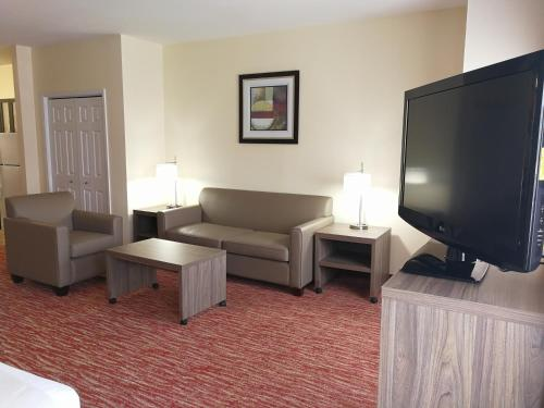 Hawthorn Suites Irving DFW South Photo