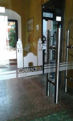 Hotel Catedral Campeche Photo