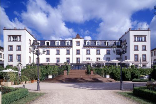 Schloss Reinhartshausen Kempinski Eltville Frankfurt