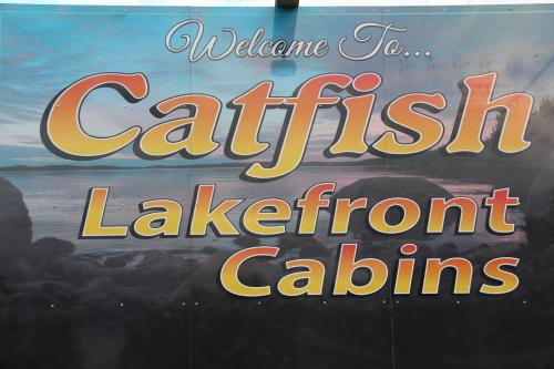 Catfish Lakefront Cabins & Campground