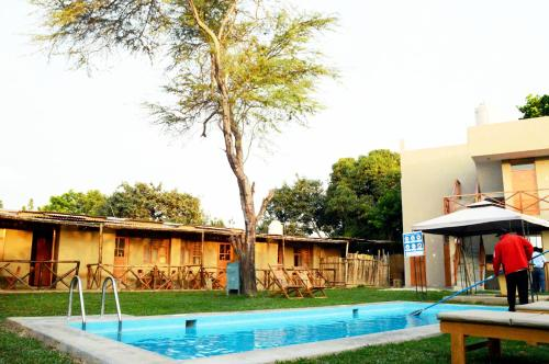Ecolodge Huaca de Piedra Photo