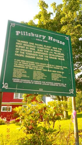 Pillsbury Guest House Photo