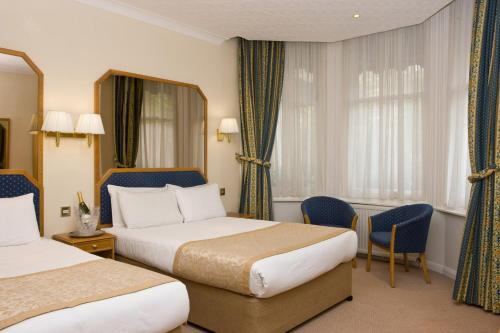 Best Western Burns Hotel, London