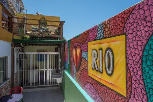 Babilonia Rio Hostel Photo