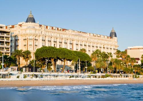 Hotel Intercontinental Carlton Cannes Cannes