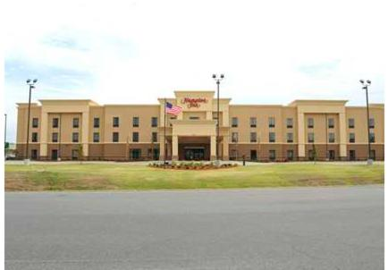 Hampton Inn West Monroe La