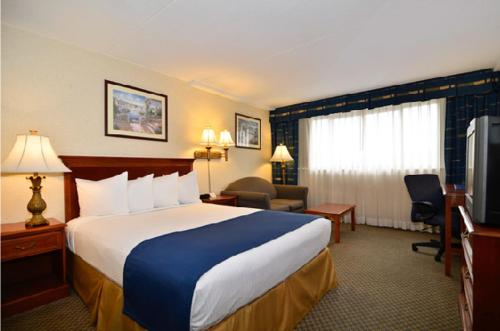 Picture of Best Western PLUS Tacoma Dome Hotel/><p class=