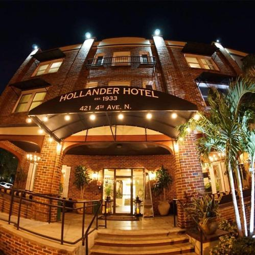 Hollander Hotel - Downtown St. Petersburg Photo