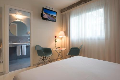 Standard Double or Twin Room - single occupancy Hostal Boutique Alcoba 2