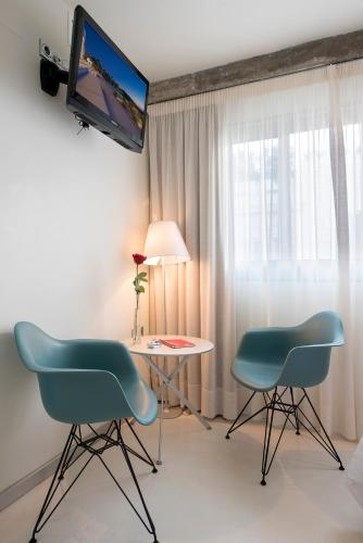 Standard Double or Twin Room - single occupancy Hostal Boutique Alcoba 5