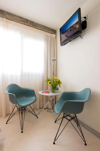 Standard Double or Twin Room - single occupancy Hostal Boutique Alcoba 8