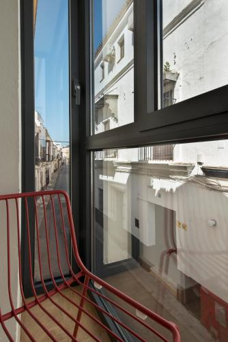 Standard Double or Twin Room - single occupancy Hostal Boutique Alcoba 13