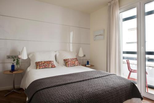 Standard Double or Twin Room - single occupancy Hostal Boutique Alcoba 14