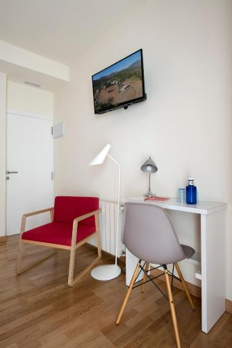 Superior Double or Twin Room Hostal Boutique Alcoba 9