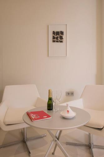 Superior Double or Twin Room Hostal Boutique Alcoba 12