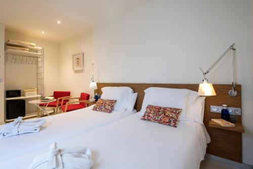 Superior Double or Twin Room Hostal Boutique Alcoba 17