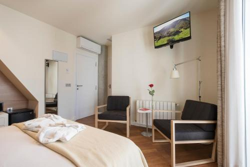 Superior Double or Twin Room Hostal Boutique Alcoba 21