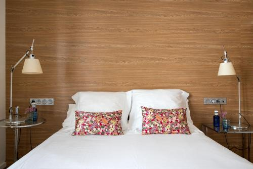 Superior Double or Twin Room Hostal Boutique Alcoba 22