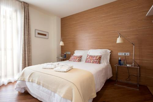 Superior Double or Twin Room Hostal Boutique Alcoba 23