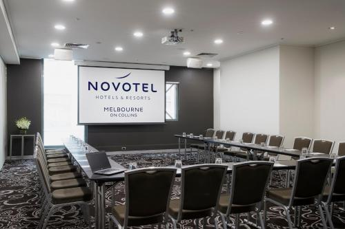 Novotel Melbourne On Collins photo 64
