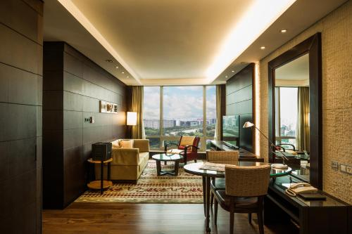 Marriott Executive Apartment Seoul photo 37