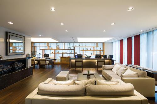 Marriott Executive Apartment Seoul photo 43