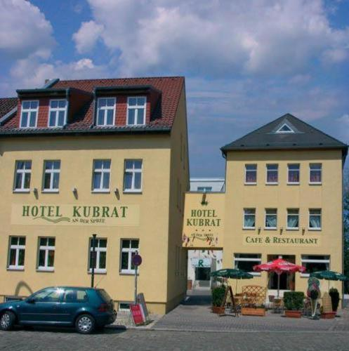 Hotel Kubrat an der Spree Berlin