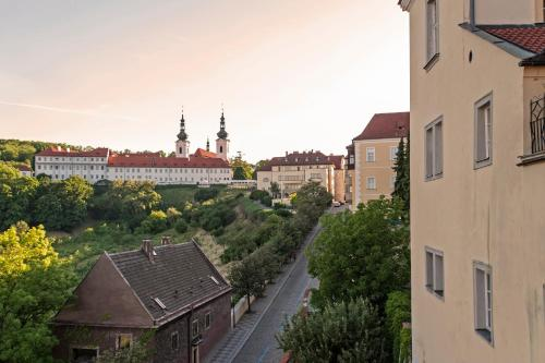 Domus henrici hotel review prague travel for Domus henrici