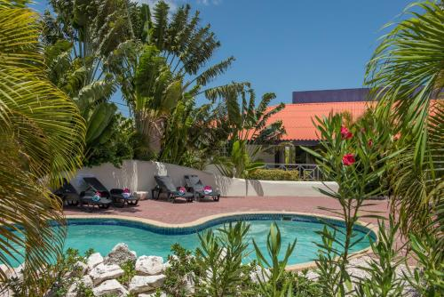 Blue Marlin Apartments, Willemstad