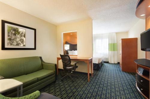 Fairfield Inn & Suites Champaign Photo