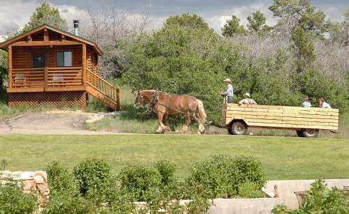 Zion Ponderosa Ranch Resort Photo