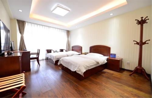 Meike Meijia Apartment Hotel (Beijing Qianmen) photo 13