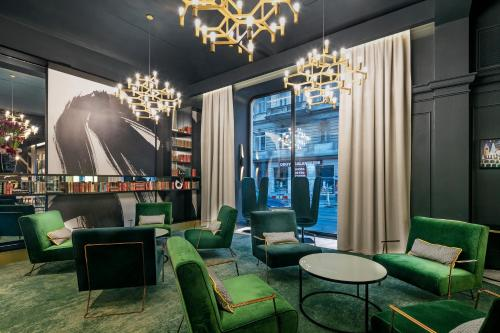 Hotel Century Old Town Prague - MGallery By Sofitel photo 26