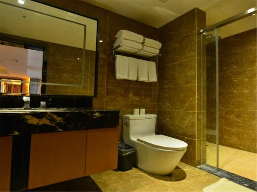 Beijing Jinshi Building Hotel photo 12