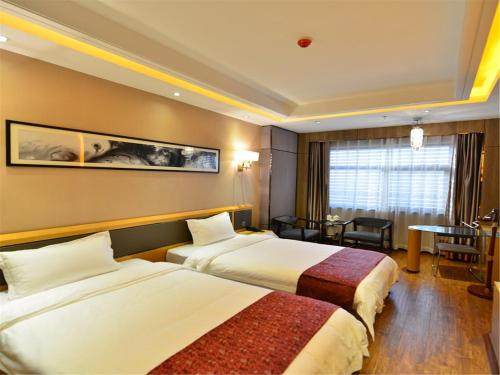 Beijing Jinshi Building Hotel photo 14