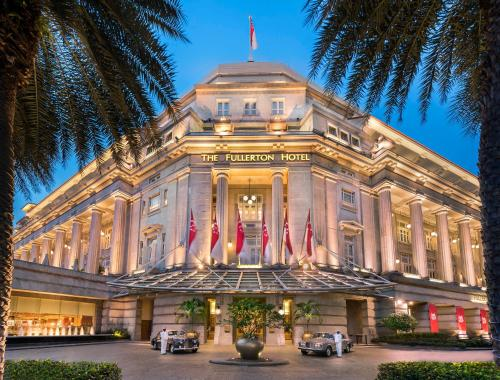 The Fullerton Hotel Singapore photo 65