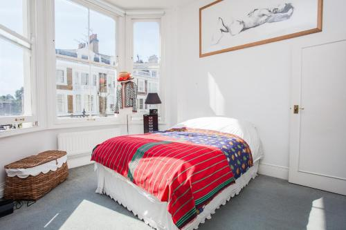 Beautiful and Light Chelsea 1-Bed Apartment, 伦敦