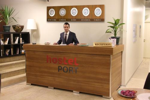 İstanbul Hostel Port - Male Only adres