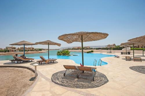 Lagoon Apartment in El Gouna, Хургада