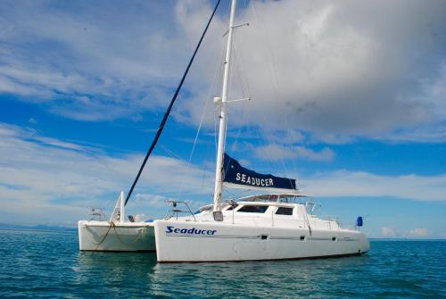 CATAMARAN SEADUCER MAYOTTE 47, Madirokely