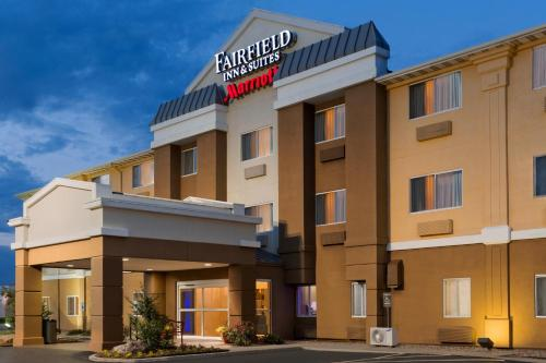 Fairfield Inn & Suites Oklahoma City Quail Springs/South Edmond Photo