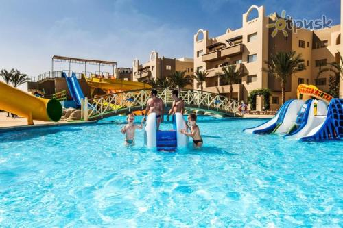 Nubia Resort Spa and Aqua Park, Hurghada