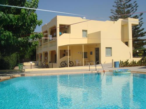 Keti Apartments in rethymno - 0 star hotel